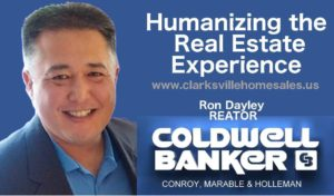 Humanizing Real Estate in Clarksville TN - Ron Dayley Realtor Clarksville TN